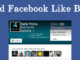 How To Add Facebook Like Box To Blogger Or WordPress