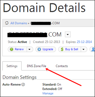 how to create a cname record in godaddy