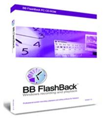 BB Flashback Express logo