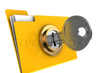 Create Folder Lock Without Any Software Use