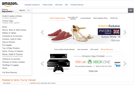 Best online shopping sites india cash delivery