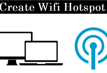 How To Use Laptop Or PC As WiFi Hotspot On Windows
