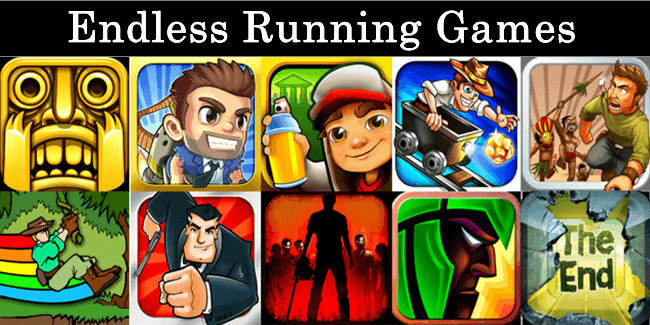 most popular running games