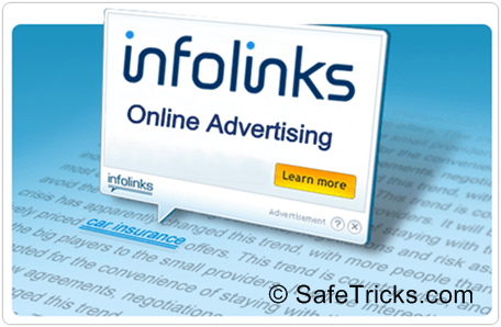 Infolinks Review - Online Advertising And Publisher Monetizing Network