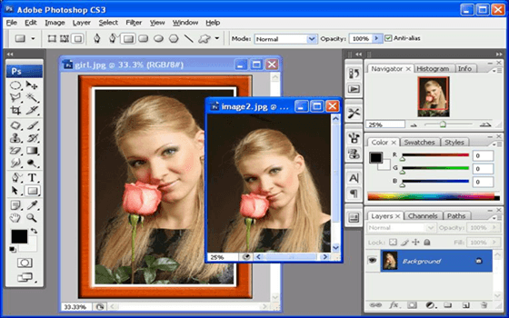 Top 10 best photo editing software for windows 7 and windows xp.