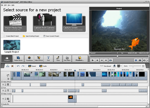 AVS Video Editor (Paid)