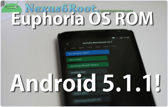 Euphoria android custom rom