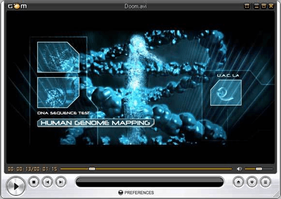 GOM media Player for pc