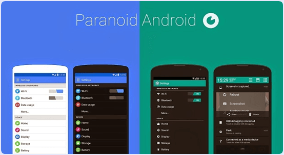 Paranoid Android Teaches Us in Video Its System Multi-Tasking for Android