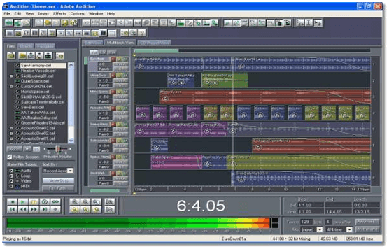 top music editing software