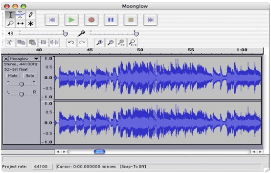 how to use effects in audacity