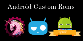 Top 10 Best Custom Roms For Android
