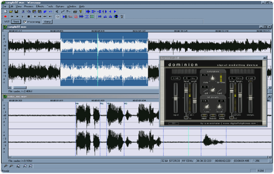 mp3 re mixing software free