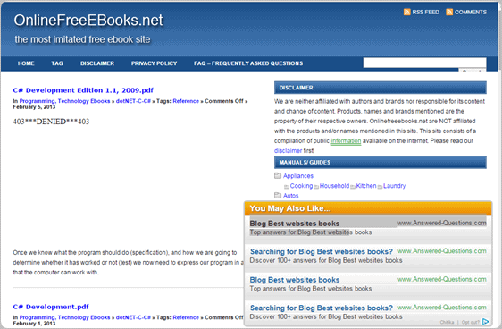 OnlineFreeEBooks.Net download free ebooks
