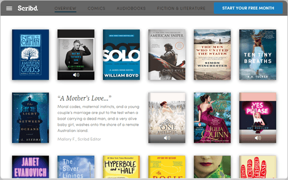 Scribd.Com download free ebooks