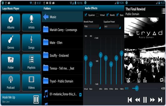 5 Music Player Terbaik di Android