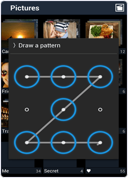 android Secure Gallery app