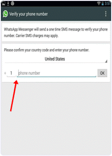 add new unknown number to whatsapp without number