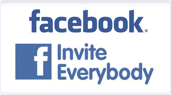 Invite All Friends on Facebook
