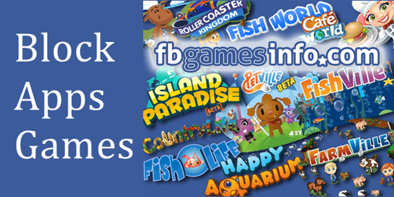 Block Facebook Games and Apps Requests