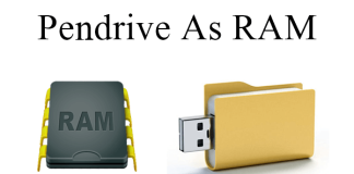 How To Use Pendrive As Ram In Windows XP 7 8 10