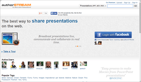 Authorstream.com download powerpoint ppts