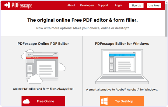 Online Pdf Text Editor
