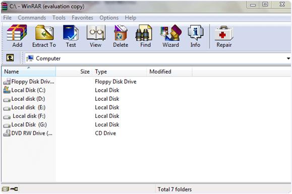 best program to repair rar files