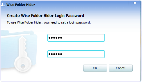 windows wise folder hider preview