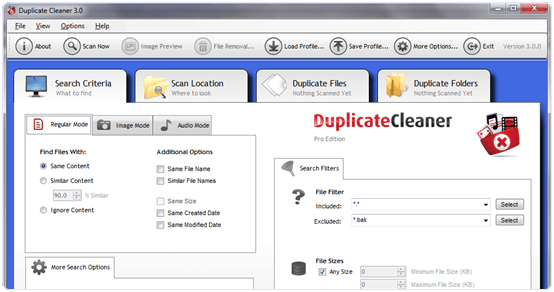 duplicate cleaner file removing software