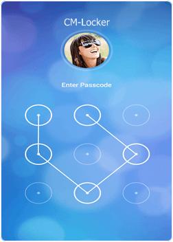 CM Locker Android App