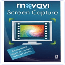 Movavi Screen Recorder PC Software