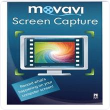 Movavi Screen Recorder PC Software