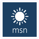 MSN Weather - Forecast & Maps logo