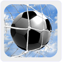 Penalty shootout football game