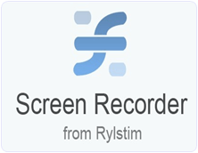 Rylstim Screen Recorder PC Software