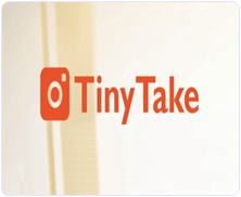 Tiny Take Screen Recorder PC Software
