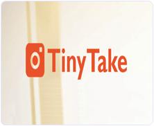 Tiny Take Screen Recorder PC Software