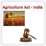 Agriculture Act India Android App