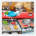 Cooking Stand Restaurants Android Game