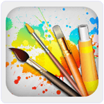 Drawing Desk Draw Paint Sketch Android App