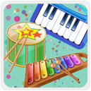 Kids Music Instruments Sounds Android Instrumental Apps