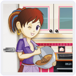Sara's Cooking Class Android Game