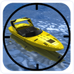 Speedboat Shooting Android Game