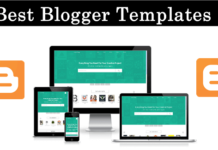 Best Blogger Templates 2016