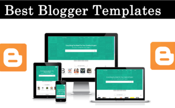 Best Blogger Templates 2016