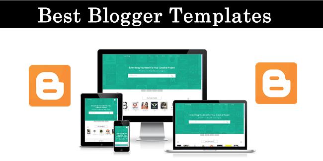 Best Blogger Templates