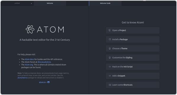 Atom PC Software