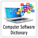 Computer Software Dictionary Android App