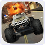 Crazy Monster Truck Android Game